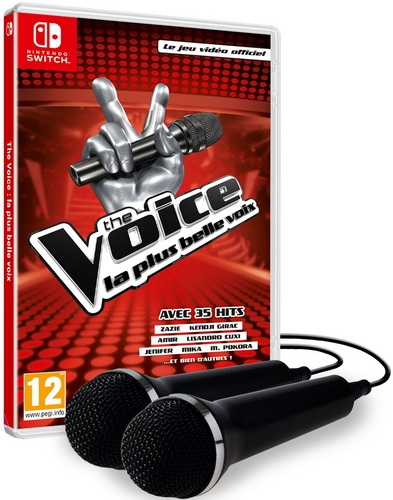 The Voice - La plus belle voix [+ 2 Mics] [NSW]