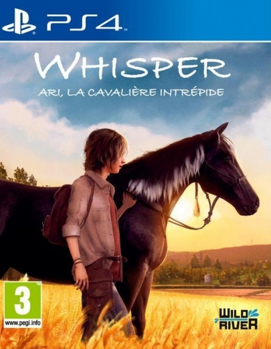 Whisper Ari La Cavalière Intrépide [PS4]