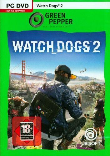 Green Pepper: Watch Dogs 2 [DVD]