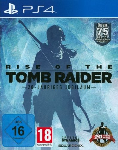 Rise of the Tomb Raider [PS4]