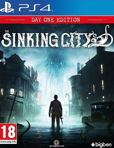The Sinking City - Limited Day One Edition [PS4]
