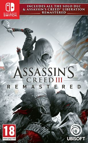 Assassin's Creed 3 - Remastered [NSW]