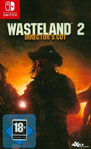 Wasteland 2 Directors Cut  [NSW]