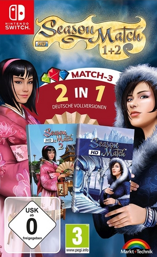 2 in 1 Match - 3 Bundle [NSW]