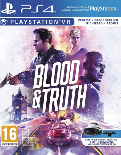 Blood & Truth [PS4]