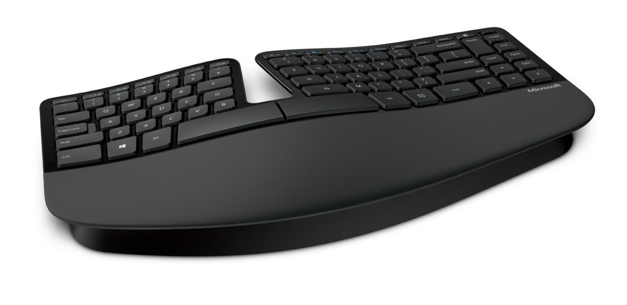 Sculpt Ergonomic Desktop - black (D/F)