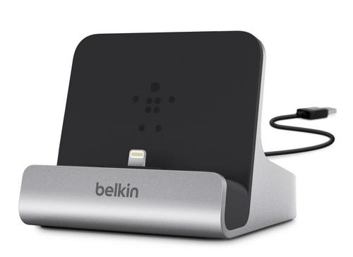Belkin iPad Express Dock [Lightning] - silver