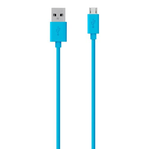 MIXIT Charge/Sync Cable, 2m [Micro-B USB] - blue