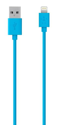 MIXIT Charge/Sync Cable, 1.2m [Lightning] - blue