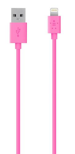 MIXIT Charge/Sync Cable, 1.2m [Lightning] - pink