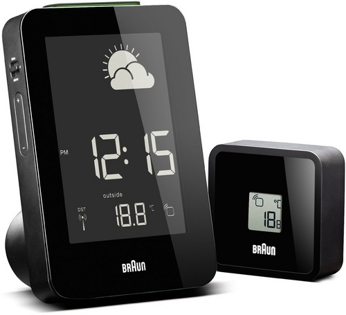 Weather Station BNC013 black