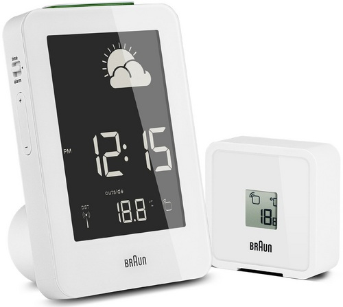 Weather Station BNC013 white