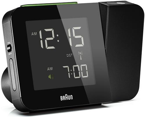 Orologio digitale con funzione di proiezione BNC015 nero