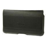 Valenta Universal Leather Belt Case Durban [4XL, 5.5in] - black