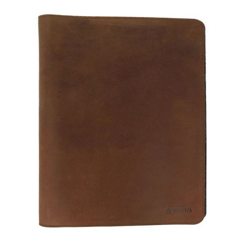 Valenta Universal Tablet Sleeve Raw [9.0-12.2in] - vintage brown