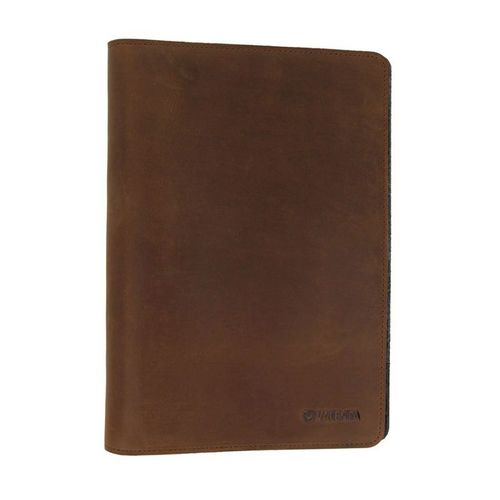 Valenta Universal Tablet Sleeve Raw [7.0-8.4in] - vintage brown