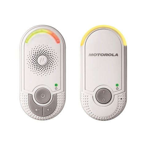 Motorola MBP 8 Digital Audio Baby Monitor Night Light