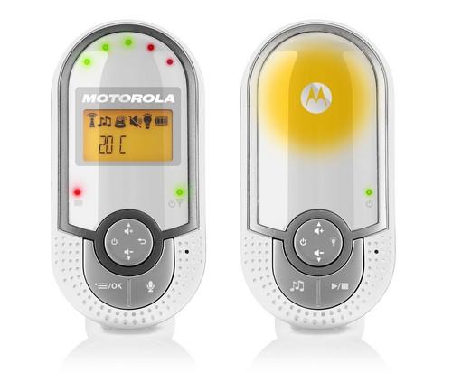 Motorola MBP 16 Digital Audio Baby Monitor