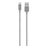 MIXIT Premium Micro-USB to USB Cable, 1.2m - grey