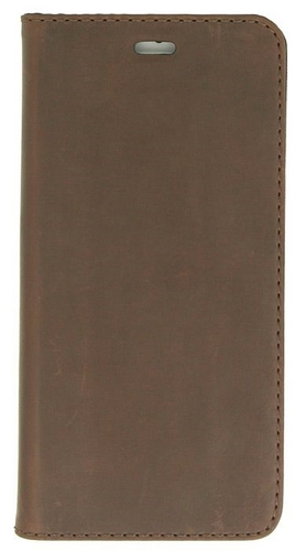 iPhone 7 / Valenta Leather Booklet Classic Style - vintage brown