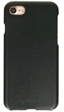 iPhone 7 / Valenta Leather Backcover Classic - black