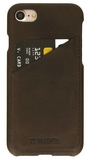 iPhone 7 / Valenta Leather Backcover Classic Luxe - vintage brown