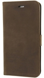iPhone 7 / Valenta Leather Booklet Classic Luxe - vintage brown