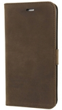 iPhone 7 Plus / Valenta Leather Booklet Classic Luxe - vintage brown