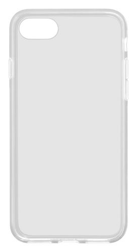 Scutes Hybrid Backcover - iPhone 7 / 8 - crystal clear