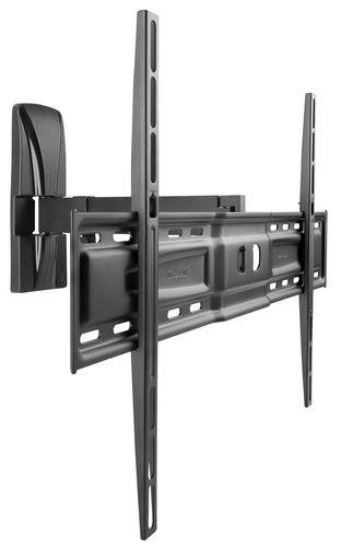 SlimStyle 600 SR - Supporto da parete per TV [50-80 pollici] - nero