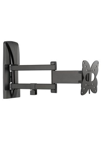 SlimStyle 100 SDR - Support mural pour TV [14-25 pouces] - noir