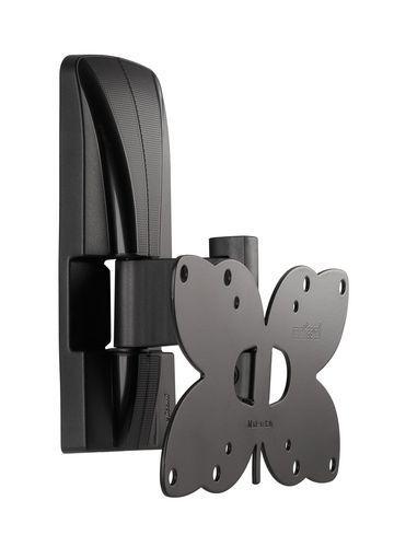 SlimStyle 120 ST - TV-Wandhalterung [26-32 Zoll] - schwarz