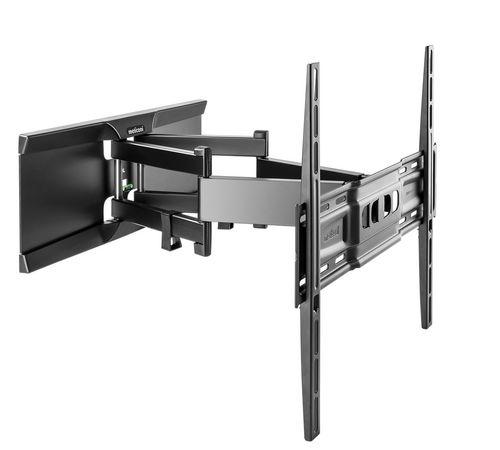 SlimStyle 400 SDRP - Supporto da parete per TV [32-65 pollici] - nero