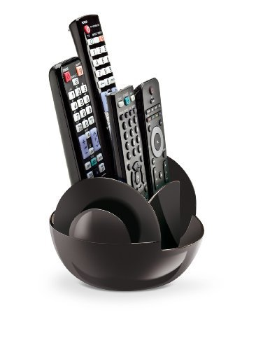Universal Remote Control Holder - black