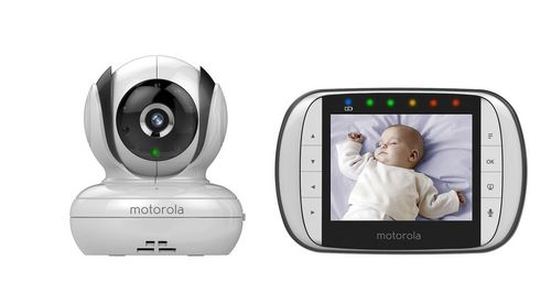 Motorola MBP 36S Digital Video Baby Monitor [3.5 inch LCD]