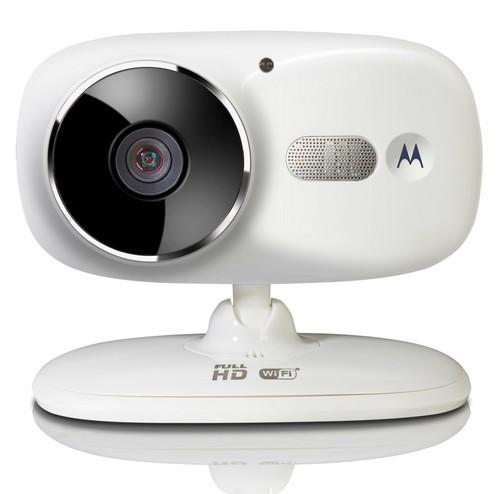 Focus 86T w/ Smart Tag - Full HD Wi-Fi Home Camera [incl. microSD slot] - white