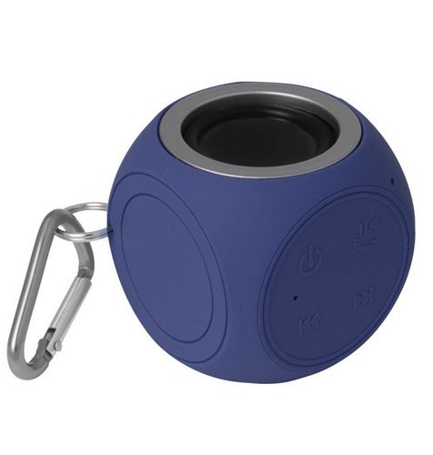 S2G WaterCube Bluetooth Speaker - cobalt blue
