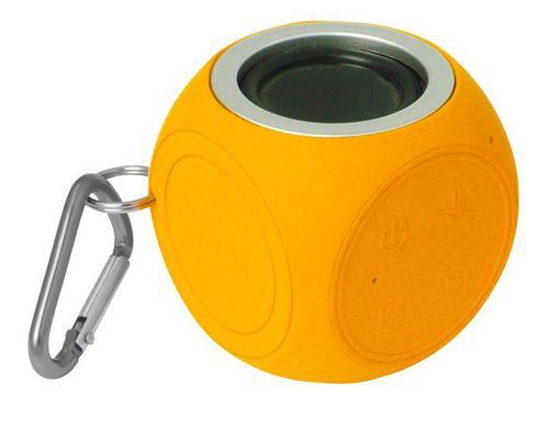 S2G WaterCube Bluetooth Speaker - orange