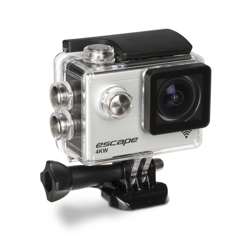 Kitvision Escape 4KW WiFi 4K Action Camera - silver