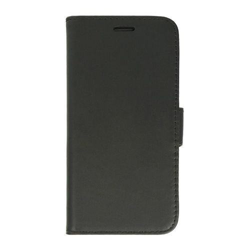 Galaxy S7 / Valenta Leather Booklet Classic Luxe - black