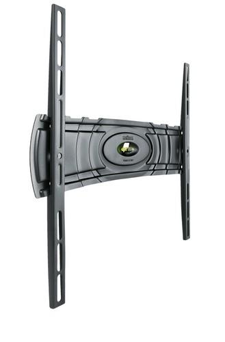 Curved 400 - TV-Wandhalterung [32-80 Zoll] - schwarz