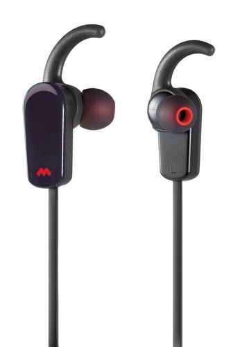 BT Speak Active: Bluetooth Ear-Hook Headphones w/ Microphone - black