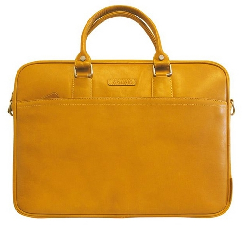 Valenta Leather Bag Classic - camel