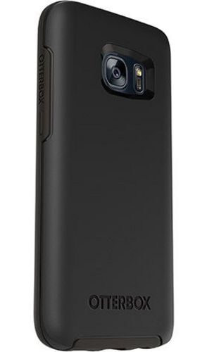 Galaxy S7 edge / Otterbox Symmetry Series - black