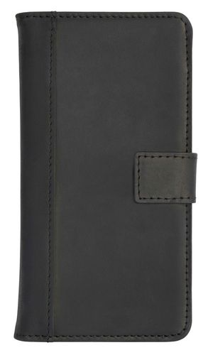 Scutes Universal Booklet Case [4.0-5.0in] - antic black