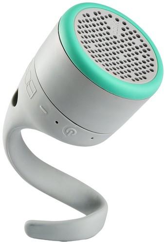 Bild Polk Boom Swimmer JR BT Speaker - grey/mint