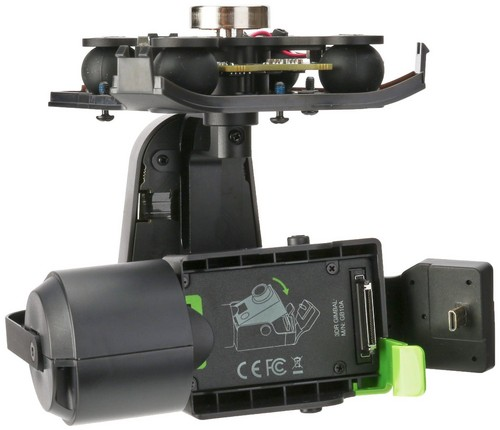 3DR Solo 3 Axis Action Gimbal for GoPro [GoPro Hero3+ & Hero4]