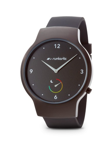 Runtastic Moment Basic - black