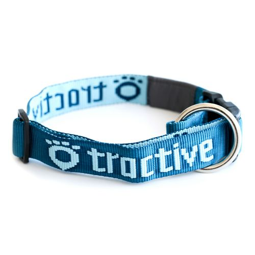 Tractive Dog Collar Large 45-70cm [30mm]