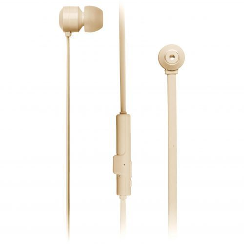 KitSound Ribbons BT Earphones inkl. microphone - gold